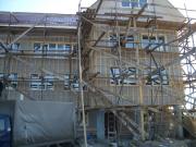 Восстановление здания Павлово-на-Неве 2007г.