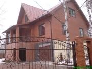 Кирпичный коттедж Выборг 2006г